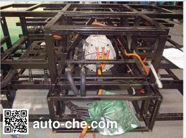Kaiwo NJL6791BEV electric bus chassis