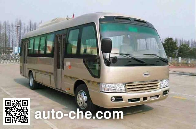 开沃牌NJL6806BEVG6纯电动城市客车