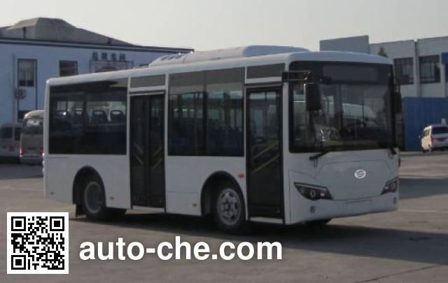 开沃牌NJL6809BEV1纯电动城市客车