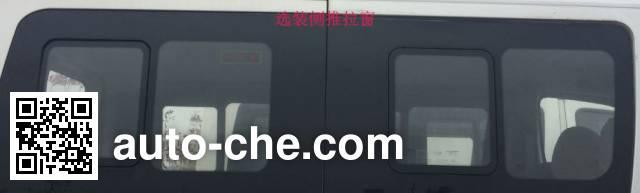 开沃牌NJL6810BEV2纯电动客车