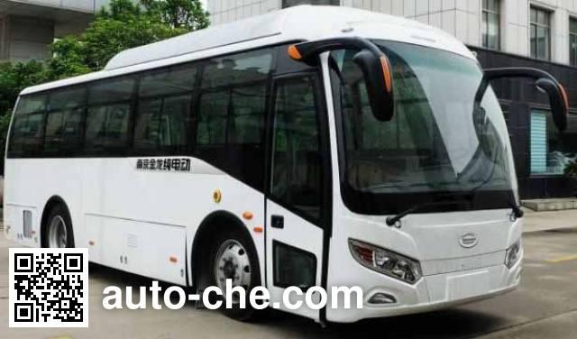 开沃牌NJL6820BEVG纯电动城市客车