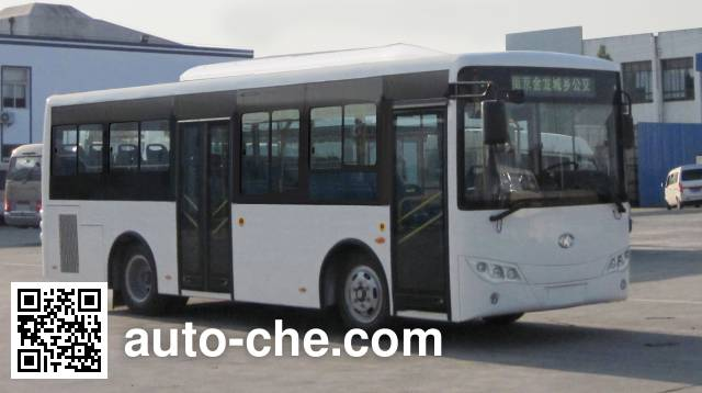 Dongyu Skywell NJL6859BEV1 electric city bus