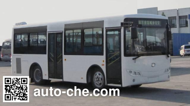开沃牌NJL6859G4城市客车