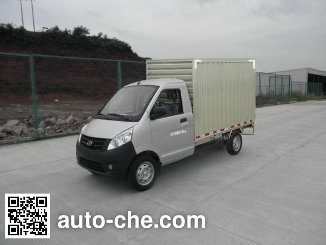 CNJ Nanjun NJP1210CX low-speed cargo van truck