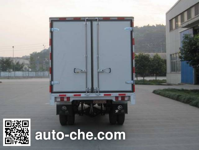CNJ Nanjun NJP2310WX low-speed cargo van truck