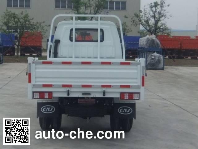 CNJ Nanjun NJP2810CD8 low-speed dump truck