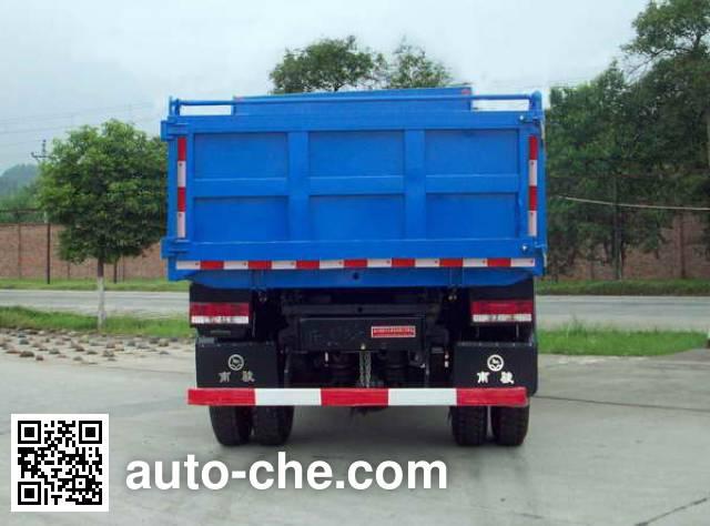 CNJ Nanjun NJP3041ZFP33M dump truck
