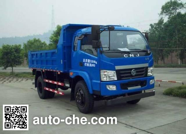 CNJ Nanjun NJP3060ZFP34M dump truck