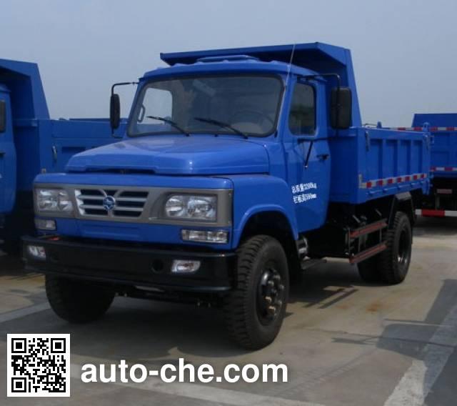 CNJ Nanjun NJP4010CD6 low-speed dump truck