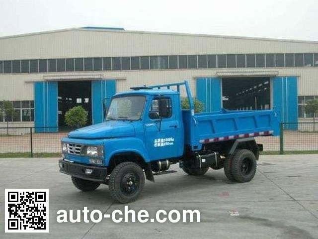 CNJ Nanjun NJP4010CD7 low-speed dump truck