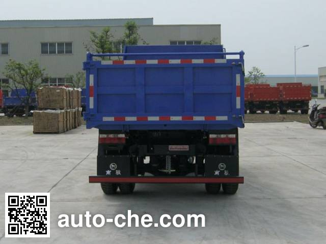 CNJ Nanjun NJP4010PD17 low-speed dump truck