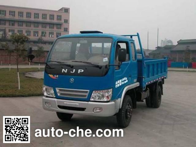 南骏牌NJP4010PD7自卸低速货车