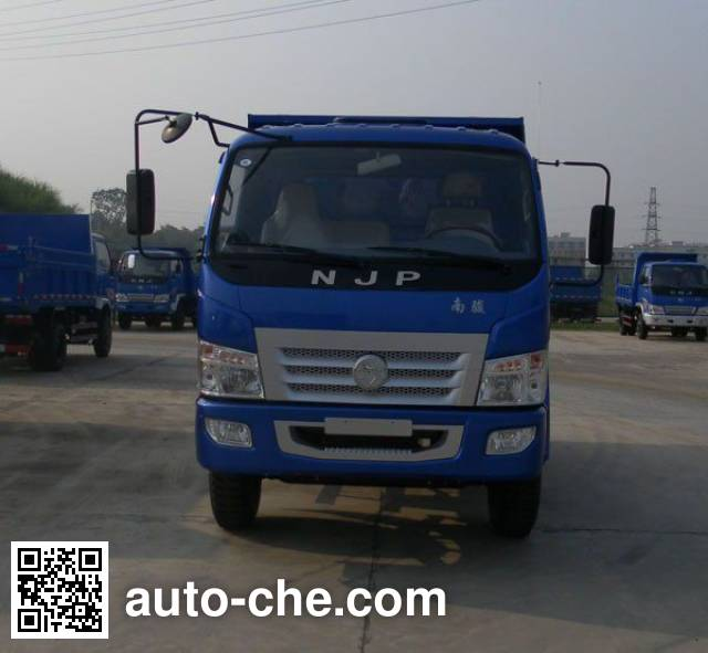 CNJ Nanjun NJP4010PD8 low-speed dump truck