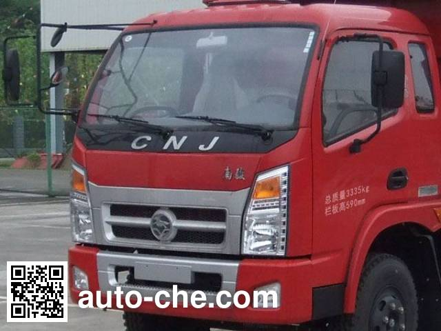 CNJ Nanjun NJP4010PD9 low-speed dump truck