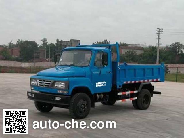 CNJ Nanjun NJP4015CD8 low-speed dump truck