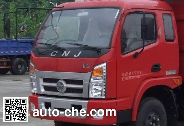 南骏牌NJP4815PD6自卸低速货车