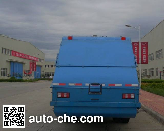 CNJ Nanjun NJP5070ZYS33M garbage compactor truck