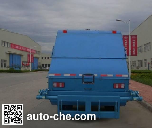 CNJ Nanjun NJP5100ZYSPP38M garbage compactor truck