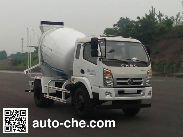 南骏牌NJP5160GJBFP34M混凝土搅拌运输车