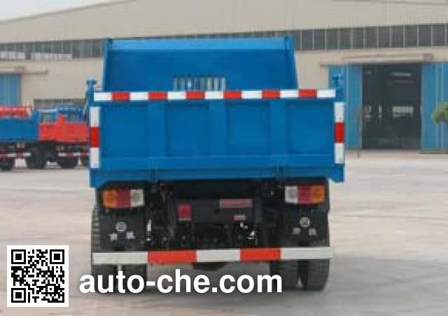 CNJ Nanjun NJP5815CD6 low-speed dump truck