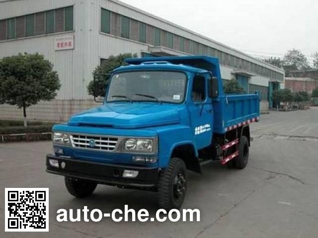 CNJ Nanjun NJP5815CD7 low-speed dump truck