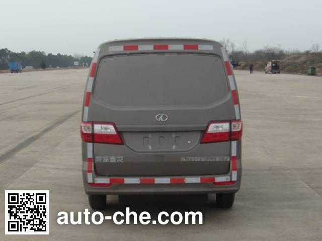 King Long NJT5020XXYBEVD electric cargo van