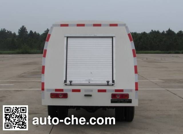 King Long NJT5030TYHBEV electric road maintenance truck