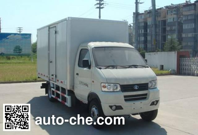 金龙牌NJT5033XXYBEV1纯电动厢式运输车