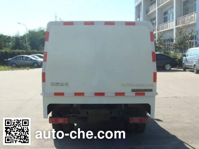 King Long NJT5034ZZZBEV1 electric self-loading garbage truck