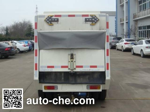 King Long NJT5035TSLBEV electric street sweeper truck