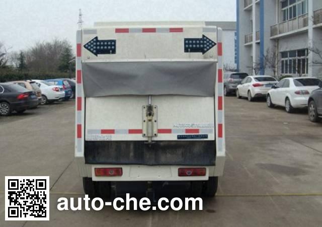 King Long NJT5035TSLBEV1 electric street sweeper truck