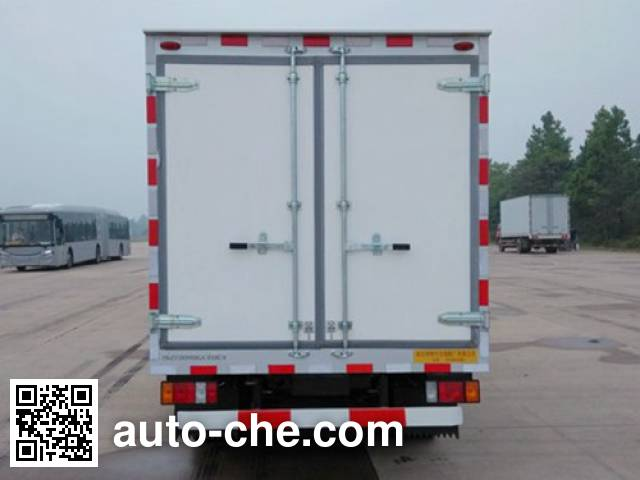 King Long NJT5042XXYBEV electric cargo van