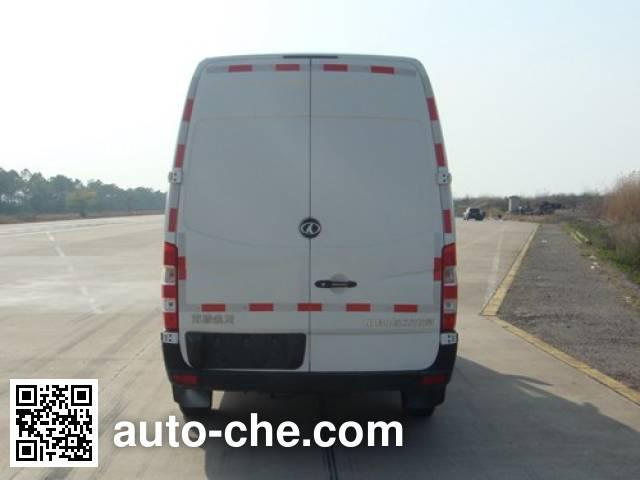 King Long NJT5045XXYBEV1 electric cargo van
