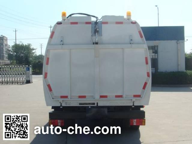 King Long NJT5080TSLBEV electric street sweeper truck