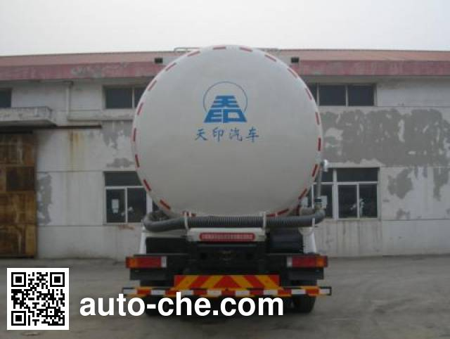 Tianyin NJZ5251GFL3 bulk powder tank truck
