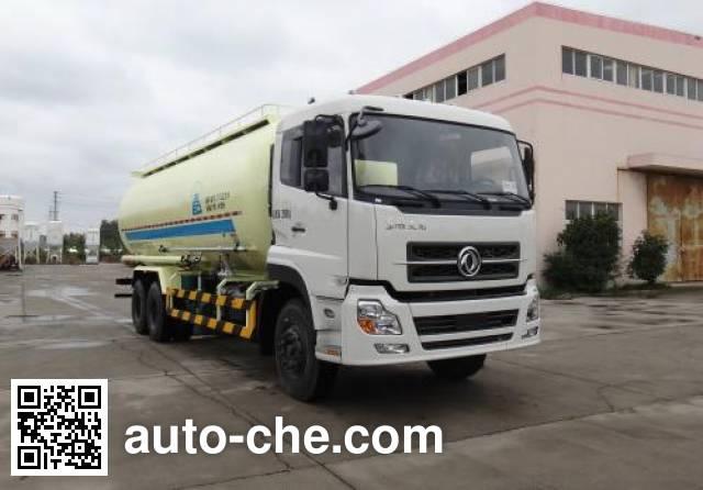 Tianyin NJZ5256GFL4 low-density bulk powder transport tank truck