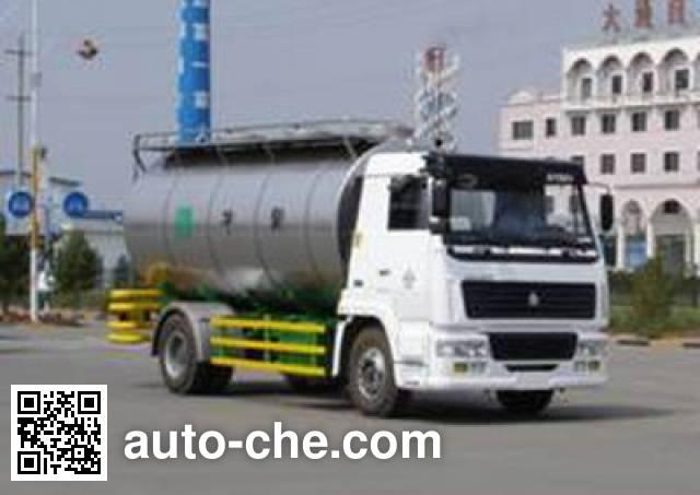 牧利卡牌NTC5161GYSZZ液态食品运输车