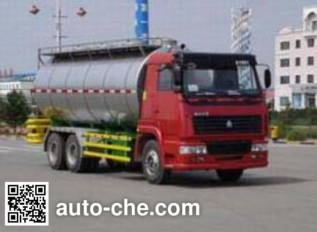 Mulika NTC5252GYSZZ liquid food transport tank truck
