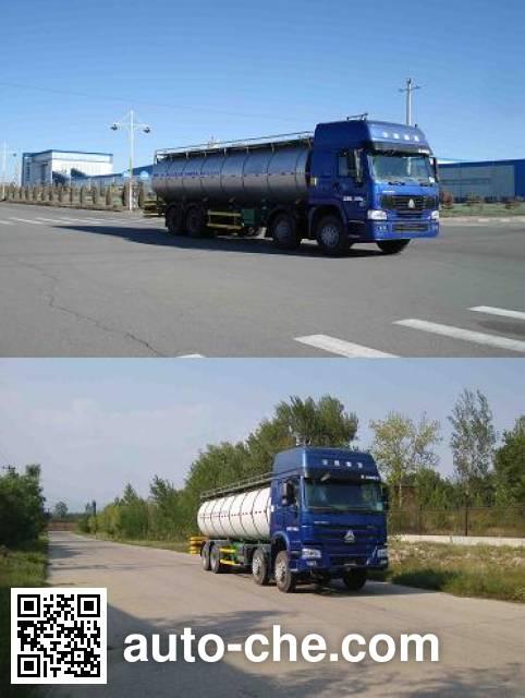 牧利卡牌NTC5313GNYSZZ340鲜奶运输车