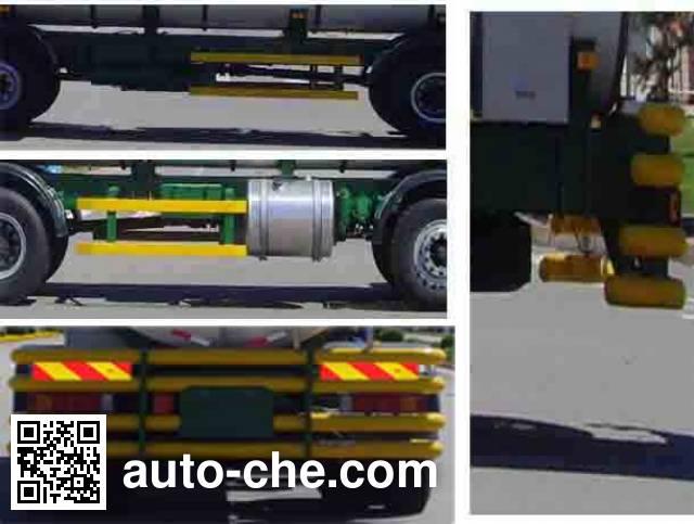 Mulika NTC5313GYSBJ336 liquid food transport tank truck