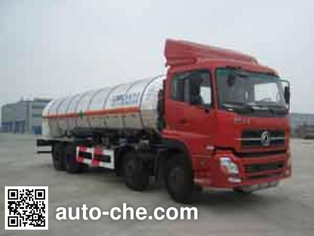 CIMC NTV5310GYQK liquefied gas tank truck