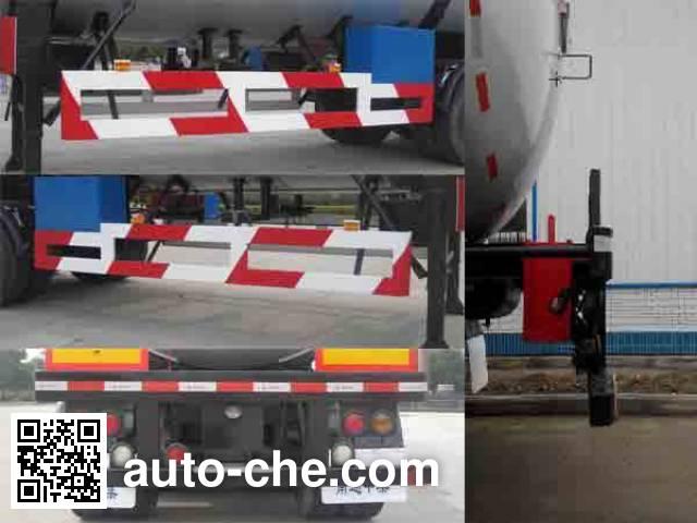 CIMC NTV9402GYQ liquefied gas tank trailer