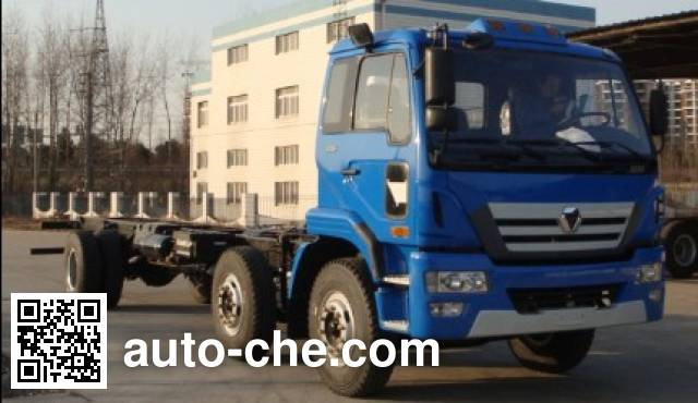 XCMG NXG1252D4AZBL1X truck chassis