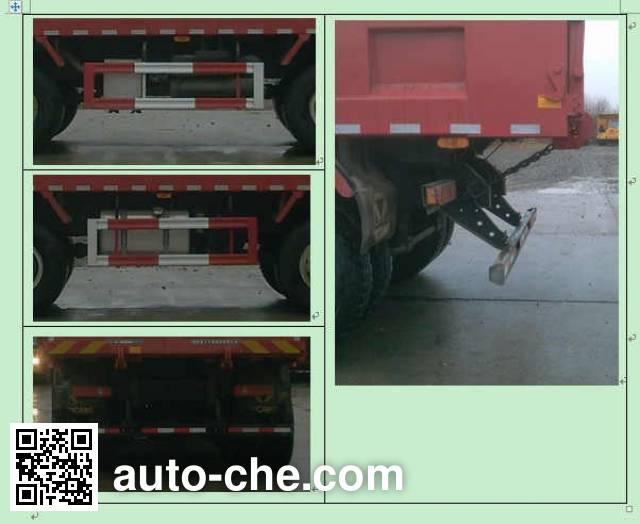 徐工牌NXG3311D4KE自卸汽车