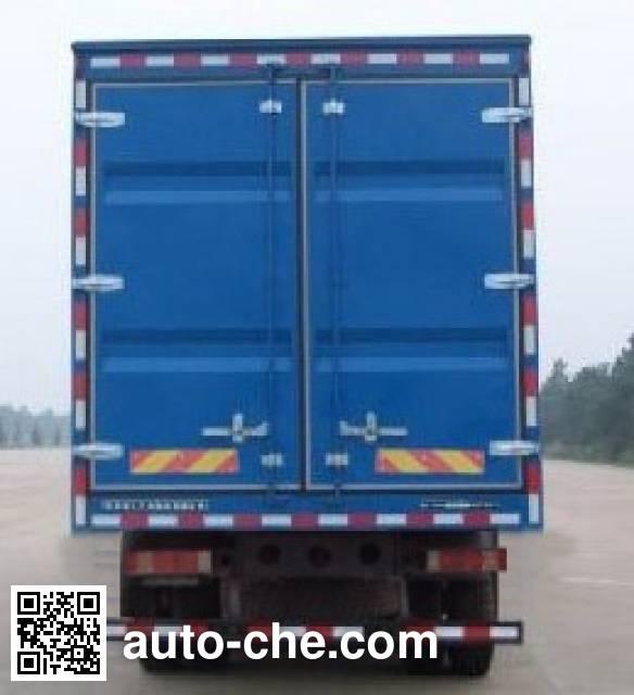 XCMG NXG5160XXY4A box van truck