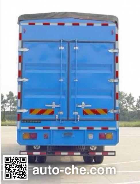 XCMG NXG5250CPY3A soft top box van truck