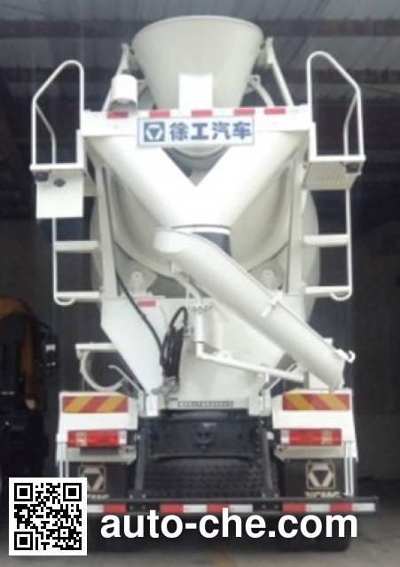 徐工牌NXG5250GJBK4B混凝土搅拌运输车