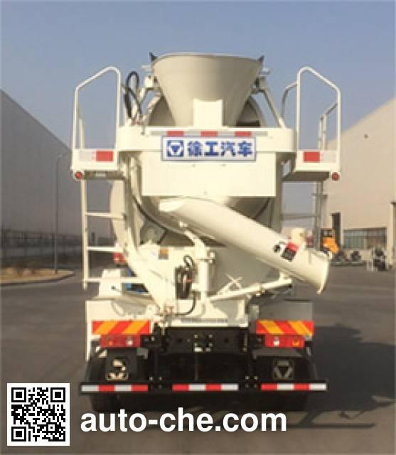徐工牌NXG5250GJBZ5混凝土搅拌运输车