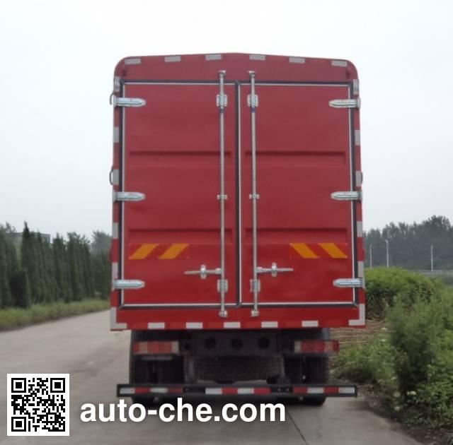 XCMG NXG5310CCY4 грузовик с решетчатым тент-каркасом