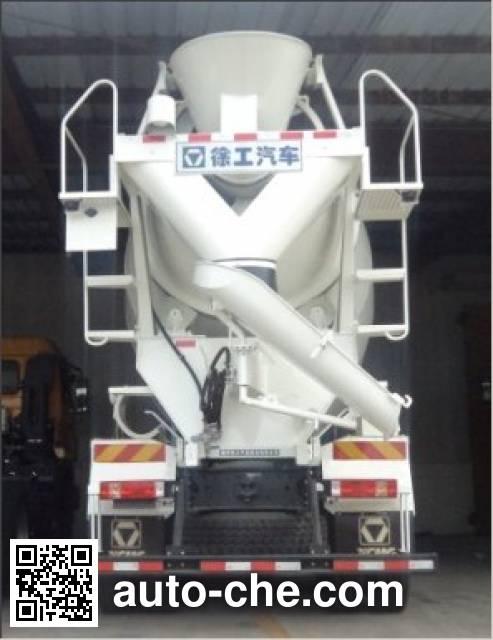 徐工牌NXG5310GJBK4A混凝土搅拌运输车